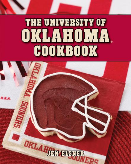 University of Oklahoma Cookbook - cover