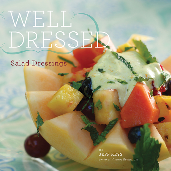 Well Dressed - Salad Dressings - cover