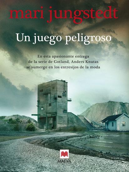 Un juego peligroso - (Gotland 8) - cover