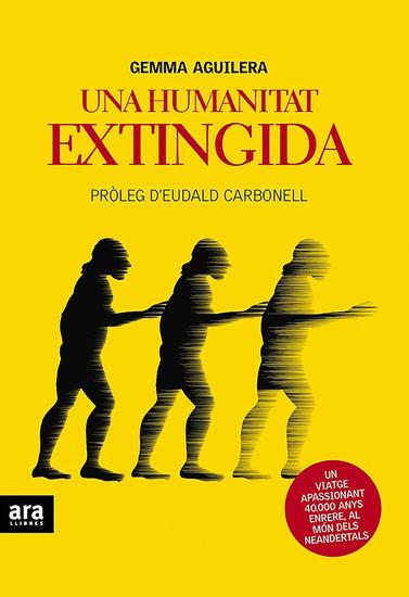 Una humanitat extingida - cover