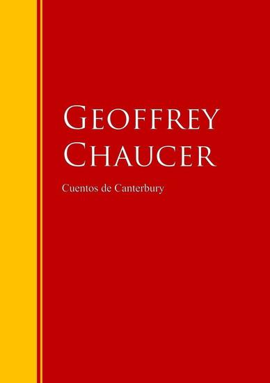 Cuentos de Canterbury - cover