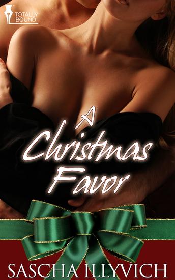 A Christmas Favour - cover