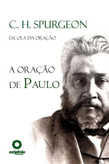 A Oração de Paulo - cover