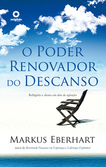 O poder renovador do descanso - cover