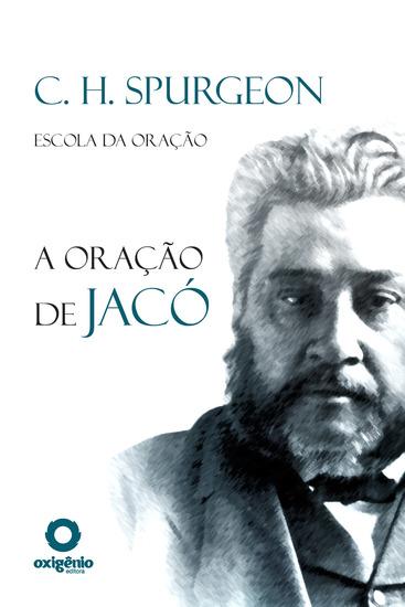 A Oração de Jacó - cover