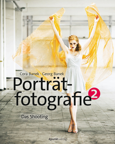 Porträtfotografie 2 - Das Shooting - cover
