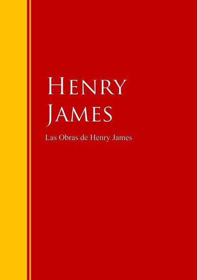Las Obras de Henry James - cover