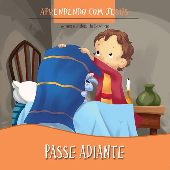 Passe Adiante - cover