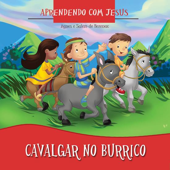 Cavalgar no Burrico - cover