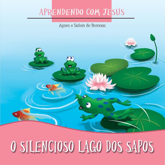 O Silencioso Lago dos Sapos - cover