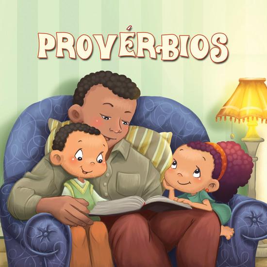 Provérbios para crianças - A sabedoria Bíblica para crianças - cover