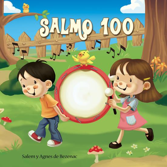 Salmo 100 - cover