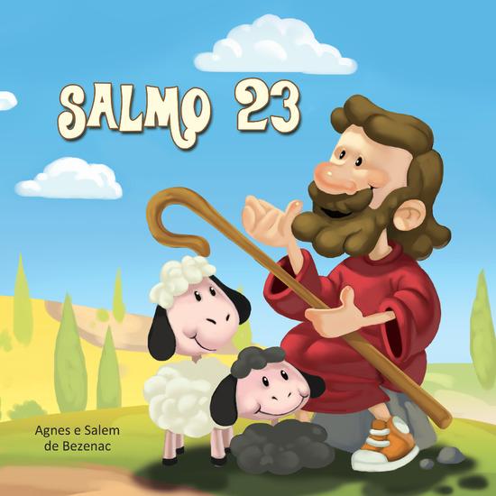 Salmo 23 - cover