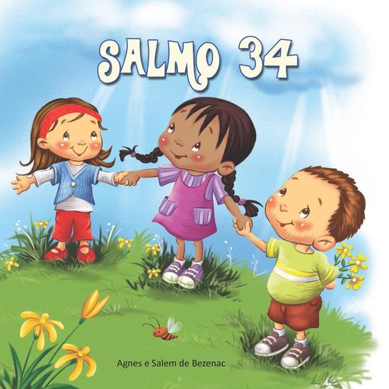 Salmo 34 - cover