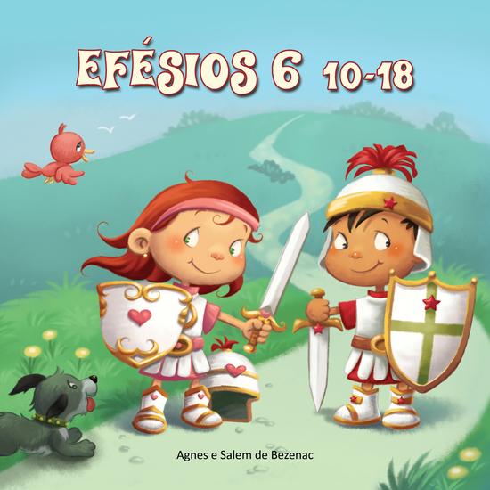 Efésios 6:10-18 - A armadura de Deus - cover
