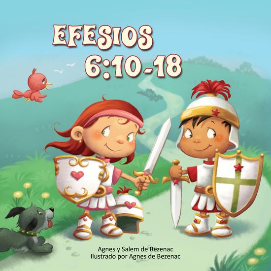Efesios 6:10-18 - La Armadura de Dios - cover