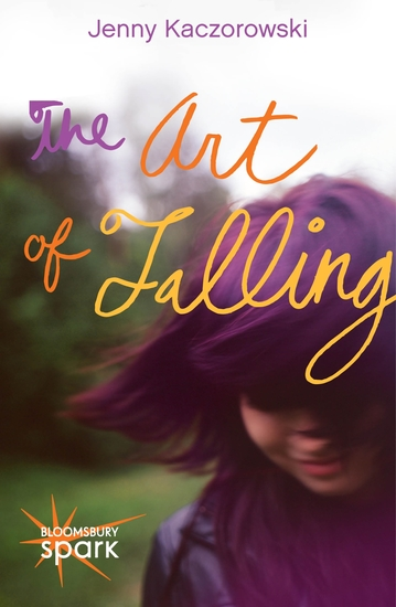 The Art of Falling - cover