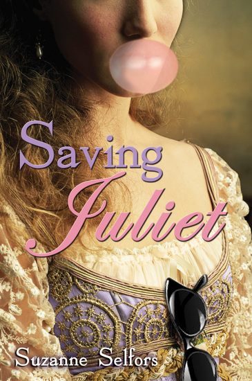 Saving Juliet - cover