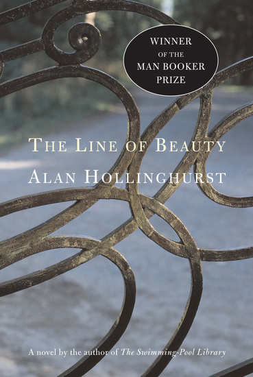 The Line of Beauty - A Novel - cover