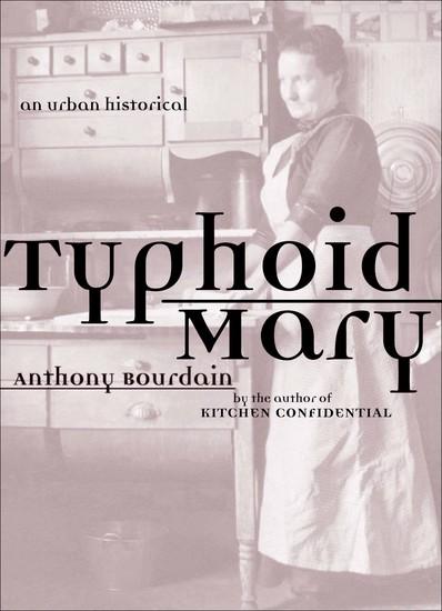 Typhoid Mary - An Urban Historical - cover