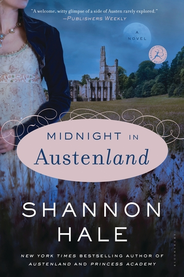 Midnight in Austenland - A Novel - cover
