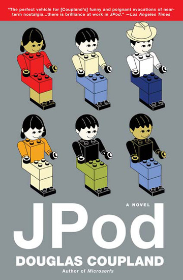 JPod - cover