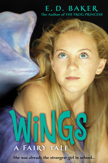 Wings - A Fairy Tale - cover