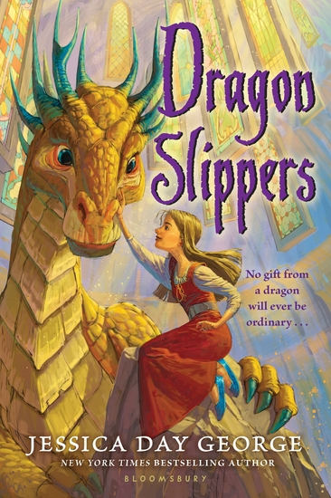 Dragon Slippers - cover