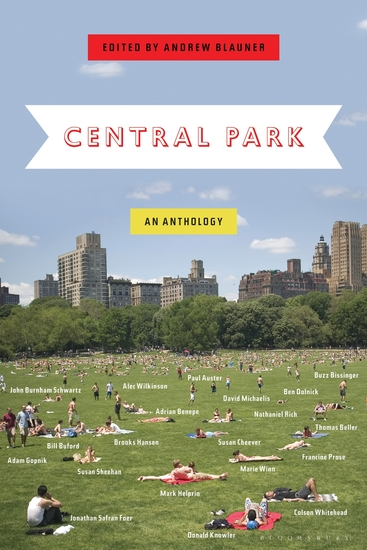 Central Park - An Anthology - cover