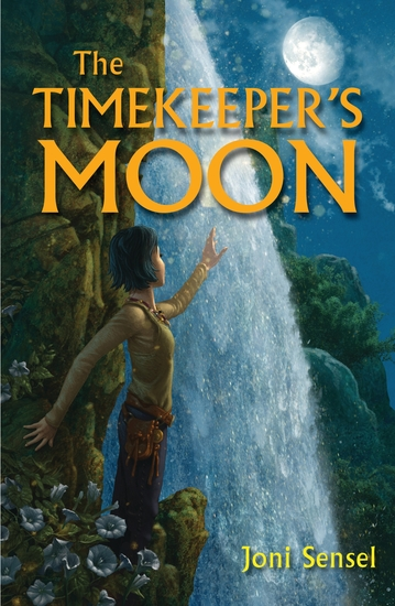The Timekeeper's Moon - cover