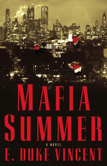 Mafia Summer - A Novel - cover