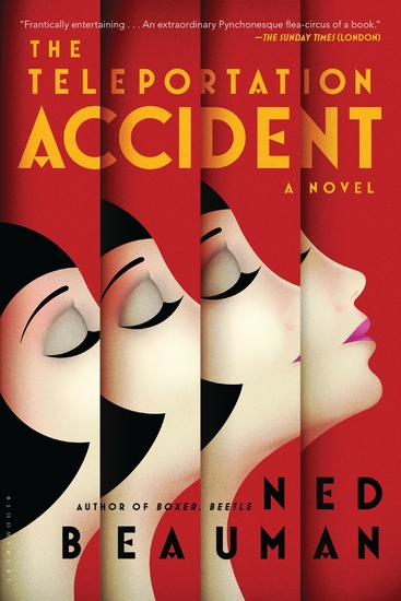 The Teleportation Accident - A Novel - cover