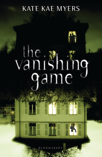 The Vanishing Game - cover