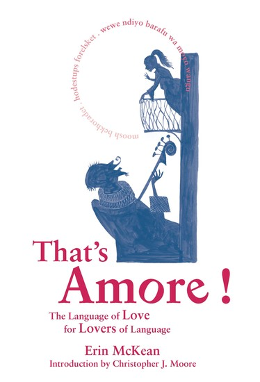 That's Amore! - The Language of Love for Lovers of Language - cover