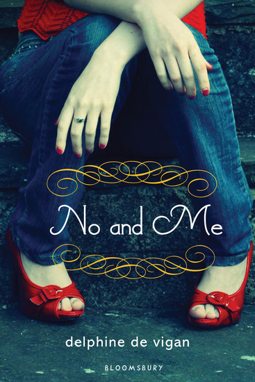 No and Me - cover