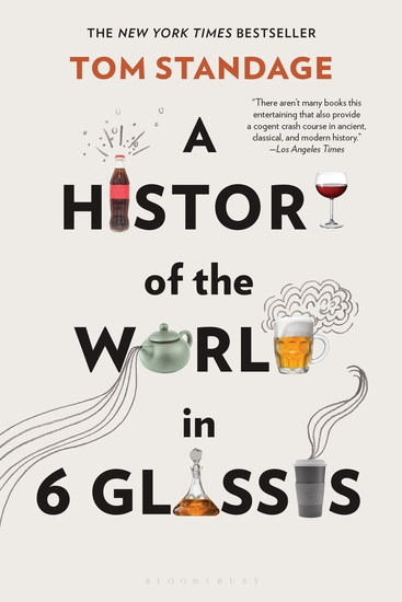A History of the World in 6 Glasses - cover