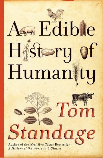 An Edible History of Humanity - cover
