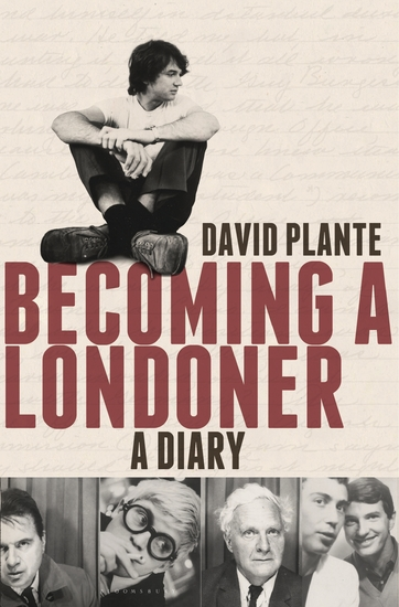 Becoming a Londoner - A Diary - cover