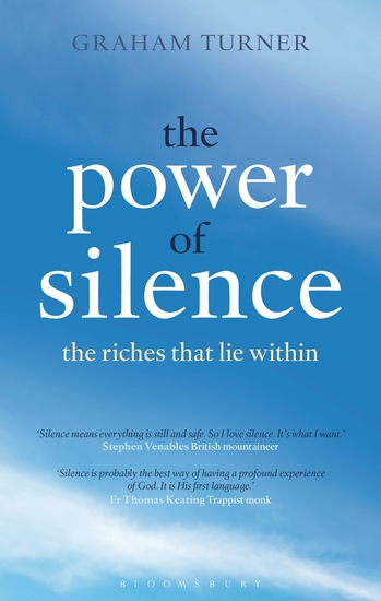 The Power of Silence - The Riches That Lie Within - cover