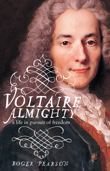 Voltaire Almighty - cover
