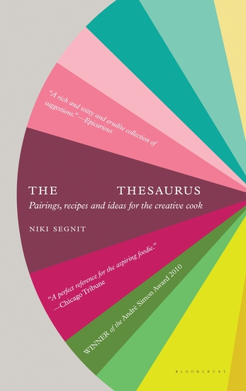 The Flavor Thesaurus - A Compendium of Pairings Recipes and Ideas for the Creative Cook - cover