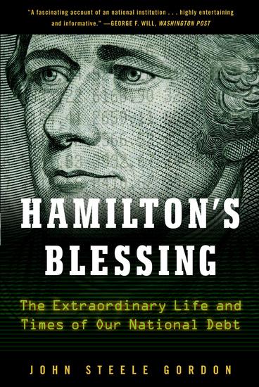 Hamilton's Blessing - cover