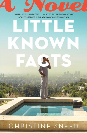Little Known Facts - A Novel - cover