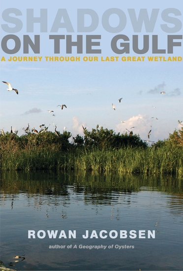 Shadows on the Gulf - A Journey Through Our Last Great Wetland - cover