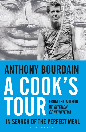 A Cook's Tour - In Search of the Perfect Meal - cover
