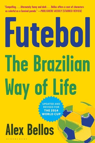 Futebol - Soccer The Brazilian Way - cover