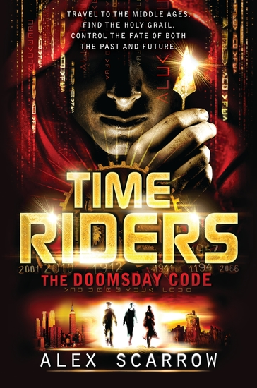 TimeRiders: The Doomsday Code - cover