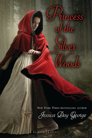 Princess of the Silver Woods - cover