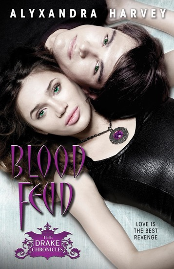 Blood Feud - cover