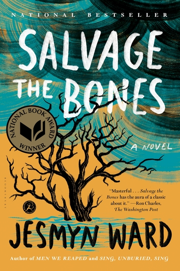 Salvage the Bones - A Novel - cover